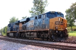 CSX Lite Engine Move