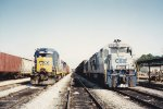 CSX #2289 and #1986