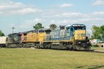 CSX and UP action in Central Florida