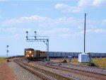UP 7458 EB Manifest on the Laramie Sub