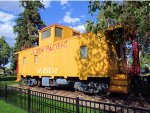 UP 25232 Caboose