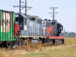 HLCX 3815 GP38-2 Working the Great Western Railway of Colorado