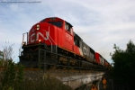 CN 5739 on M34191-02 at Amherst, WI.