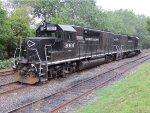 Lehigh Railway 3001 and 3003