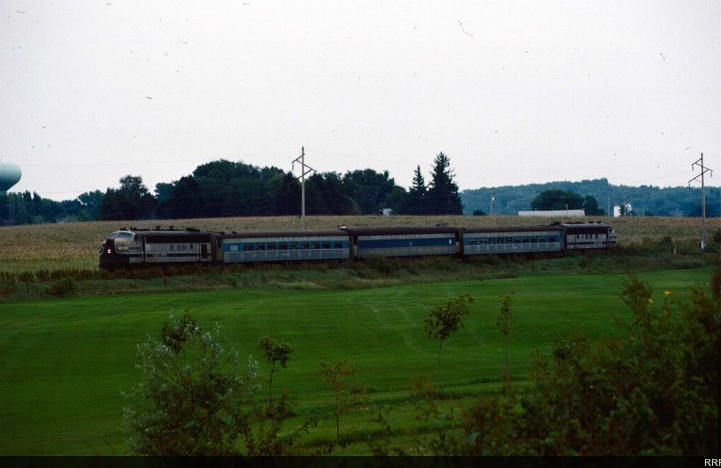 The Star Clipper Dinner Train