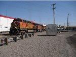 BNSF 4773 Leads the Next Train