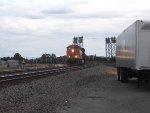 AC4400 Leads Coal Train