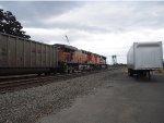 Second Coal Trains DPUs