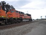 My First BNSF SD70ACe
