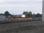 Third Coal Train passes Empire Builder