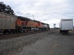 Third Coal Trains DPUs