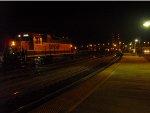 BNSF 2156 Idiling