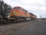 BNSF 5366 On Baretable