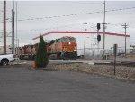 Four GE DC Motors Lead Portland-Chicago Intermodal