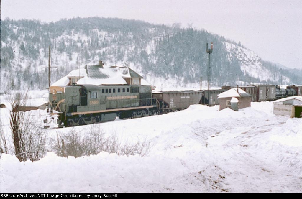 CN 3899 taken between Dec 1957 and April 1958