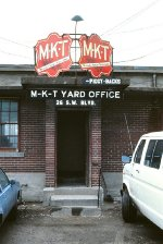 MKT Yard Office