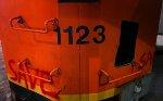 BNSF 1123
