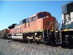 BNSF SD70ACe 9176