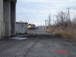 CSX 8509 leads the CSX Q165 WB w/264 axles