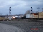AMTK 90 leads Amtrak Train #48 EB