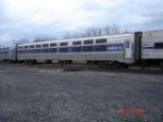 "AMTK 62020 ""Mountain View"" Sleeping car EB"