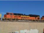 BNSF SD70ACe 9192