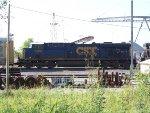 CSXT ES40DC 5406