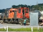 WC 1567(SW1500)  IC 9563(GP38-2)