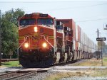 BNSF C44-9W 5237