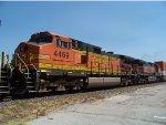BNSF C44-9W 4469