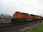 BNSF 9145