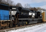 WB 11J With New NS SD70M-2 #2694