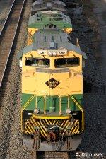 SD70ACe 1067