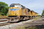 CSX K593 as Light Power