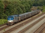 Amtrak Pennsylvania at Mile 249 Pittsburgh Line