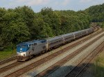 Amtrak 43 at Mile 249 Pittsburgh Line