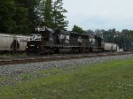 NS 6328 west at Mile 251 Pittsburgh Line