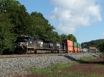 NS 2694 west at Mile 254 Pittsburgh Line