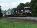 NS 20W at Mile 254 Pittsburgh Line