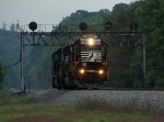 NS 6302 at Mile 254 Pittsburgh Line