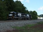 NS 6324 at Mile 254 Pittsburgh Line
