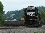NS 534 at Mile 254 Pittsburgh Line