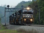 NS C51 at Mile 254 Pittsburgh Line