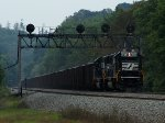 NS 928 at Mile 254 Pittsburgh Line