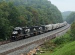 NS 58T at Mile 255 Pittsburgh Line