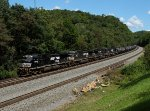 NS 17G at Mile 255 Pittsburgh Line