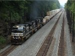 NS 26T at Mile 255 Pittsburgh Line