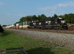 NS 25Z at Mile 251 Pittsburgh Line
