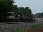 NS 21Q at Mile 254 Pittsburgh Line