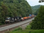 NS 21Z at Mile 255 Pittsburgh Line